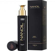 Nanoil óleo para todos os tipos de cabelo